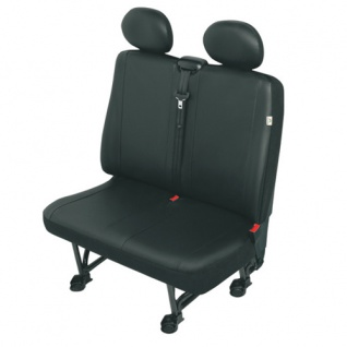 Kunstleder Sitzbezüge MERCEDES Sprinter 6 Sitzbezug Schonbezüge Schonbezug