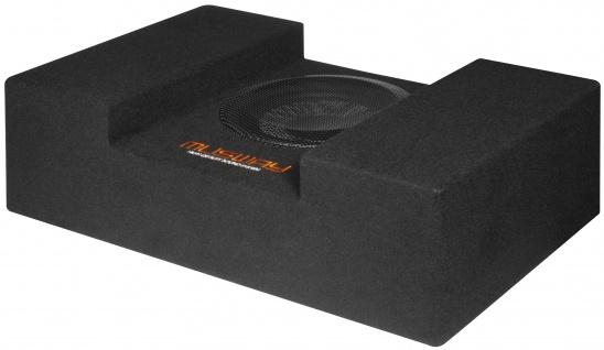 MUSWAY Single Bassreflex-Gehäusesub MF-108Q Subwoofer Bassbox 400W - Vorschau 4
