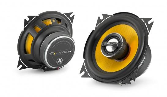 JL AUDIO 10 cm Koax-System C1-400x Lautsprecher System Coaxial 4 Ohm 35 WRMS