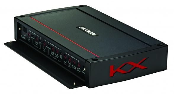 KICKER 5-Kanal Verstärker Class D 5-CH Amplifier KXA800.5