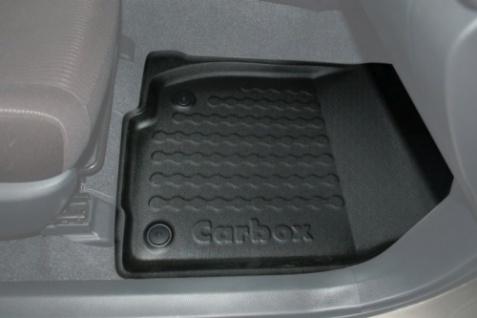 Carbox FLOOR Fußraumschale Gummimatte Fußmatte Toyota RAV 4 vorne rechts