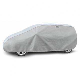 Profi Vollgarage Ganzgarage Autoabdeckung Abdeckplane Gr. L Mazda Premacy