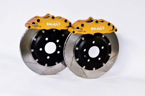 V-Maxx Big Brake Kit 330mm Bremsanlage Bremsen Set Fiat Punto 199 von 49-99kW