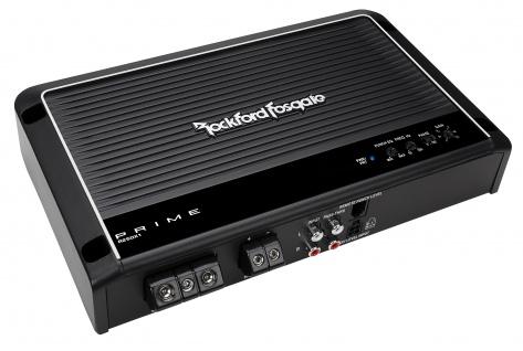 ROCKFORD FOSGATE PRIME R250X1 EU Monoblock Amp Endstufe Mono Verstärker