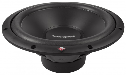 ROCKFORD FOSGATE PRIME Subwoofer R2D2-12 30 cm Subwoofer Bassbox 500 Watt