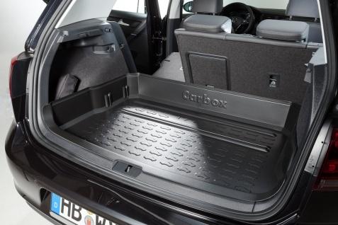 Carbox FORM Kofferraumwanne15 Mercedes A-Klasse W176 mit hohem Ladeboden - Vorschau 4