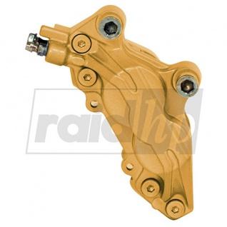raid hp BREMSSATTELLACK LACK GOLD METALLIC 6-teiliges-Set Bremssattelfarbe
