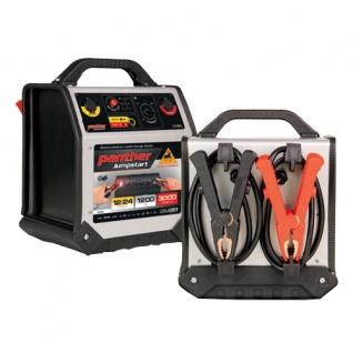 Profi Mobile Starthilfe Booster 12V , 24V 3000A Energie Station für PKW LKW etc.