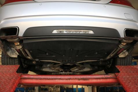 Fox Duplex Auspuff Sportauspuff Komplettanlage Mercedes SL R231 3, 5l 225kW - Vorschau 4