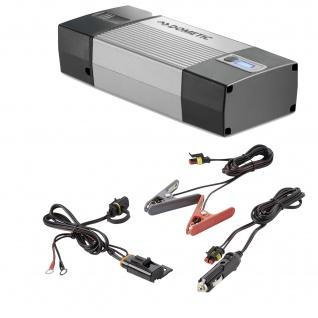 Dometic Waeco PerfectCharge MCP1207 Batterieladegerät 12V Batterielader 7A