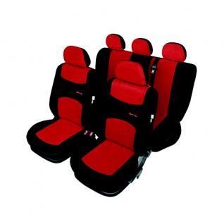 Profi Auto PKW Schonbezug Sitzbezug Sitzbezüge Fiat Punto Evo