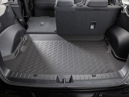 Carbox FORM Kofferraumwanne Laderaumwanne Kofferraummatte Audi Q7 4M Bj. 06/15-
