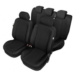 PKW Schonbezug Sitzbezug Sitzbezüge Auto-Sitzbezug Peugeot 207 - Vorschau