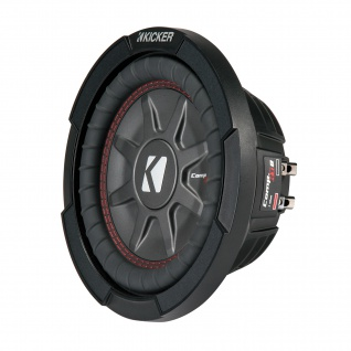 "KICKER 8"" Woofer CompRT82 20cm Auto PKW Hifi Subwoofer Bassbox 600 Watt MAX"
