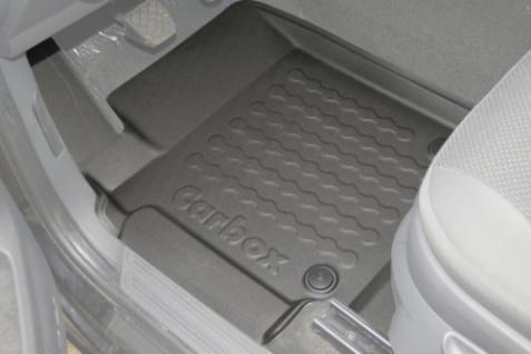 Carbox FLOOR Fußraumschale Gummimatte Fußmatte VW Amarok vorne links