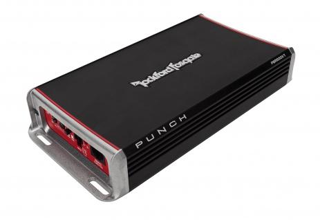 ROCKFORD FOSGATE PUNCH Amplifier PBR500x1 Monoblock Amp Endstufe Mono Verstärker