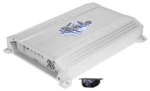 HIFONICS VULCAN AMP VXi-6002 2-Kanal Verstärker Endstufe KFZ Auto PKW Verstärker