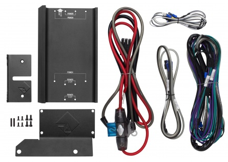ROCKFORD FOSGATE Amplifier Installation Kit for Harley-Davidson RFKHD9813