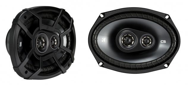 KICKER Triaxial-System CSC693 Auto PKW Car Hifi Lautsprecher System Paar 450 W - Vorschau 3