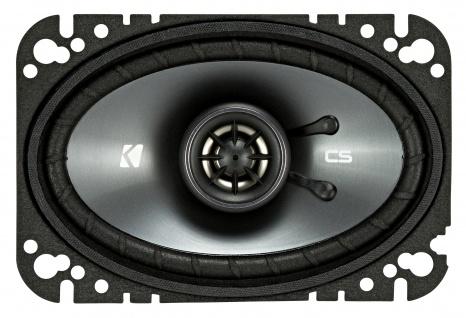 KICKER Koaxial-System CSC46 2-Wege Koax Lautsprecher Boxen Auto KFZ PKW Paar