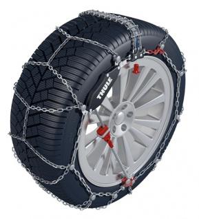 KÖNIG THULE Schneeketten PKW CS-9 Kettengruppe 100 - Reifengröße 215/60 R16