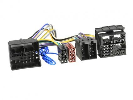 ESX plug&play Anschlusskabel Anschlußkabel PPK 5 für Audi Seat Skoda und VW