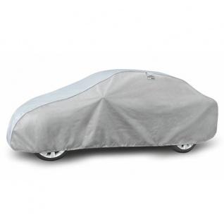 Profi Vollgarage Ganzgarage Autoabdeckung Abdeckplane Gr. L Audi A3