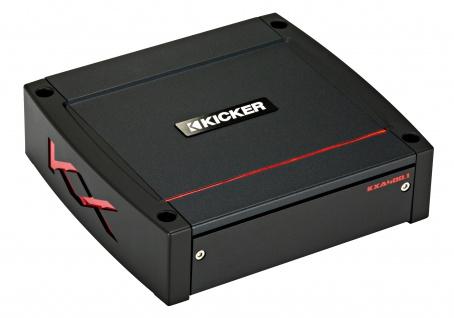 KICKER Class D Mono Amplifier KXA400.1 Subwoofer Verstärker Mono-Block digital