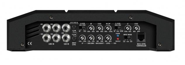 Hifonics Atlas Hybrid 5-kanäle Verstärker Endstufe Auto Pkw Kfz Arx-5005 - Vorschau 2