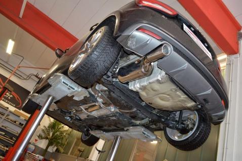 Friedrich Motorsport Gr.A Anlage Audi A1, Sportback 1.0l TFSI 60/70kW Bj. 15-