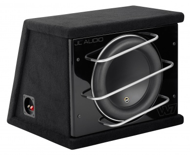 JL AUDIO Subbox CLS112RG-W7AE Gehäusesubwoofer 1000 W. RMS Bass Subwoofer