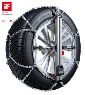 KÖNIG THULE Schneeketten PKW Easy-fit CU-9 050 165/80-R13 175/70-R13 185/65-R13
