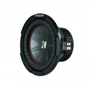 "KICKER 8"" Woofer CompR82 20cm Auto PKW Hifi Subwoofer Bassbox 600 Watt MAX"