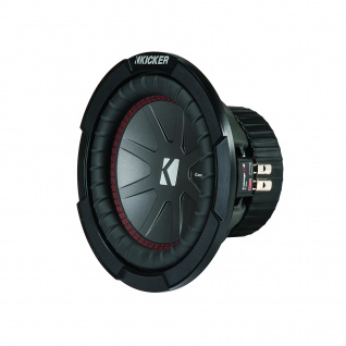 "KICKER 8"" Woofer CompR84 20cm Auto PKW Hifi Subwoofer Bassbox 600 Watt MAX"