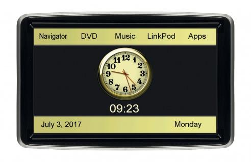 ESX Naviceiver VN809-MB-B1 Mercedes B-Klasse W246 9/11-15 DVD Bluetooth Navi