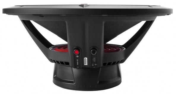 ROCKFORD FOSGATE PUNCH Subwoofer P1S4-15 38cm Subwoofer Bassbox 500 Watt