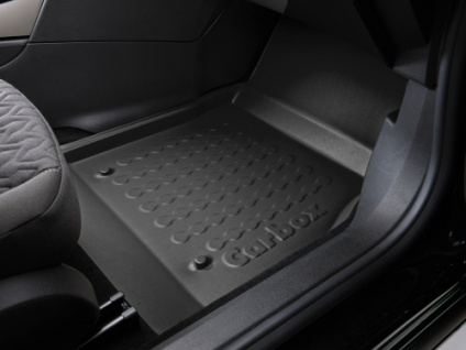 Carbox FLOOR Fußraumschale VW Polo 10/94-09/01/Caddy Kombi/Pickup F rechts - Vorschau