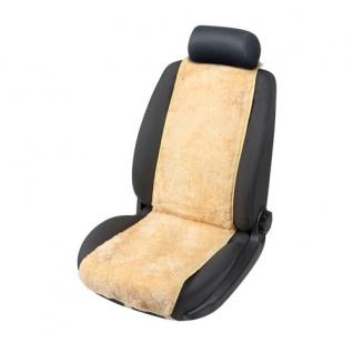 Lammfellbezug Auto Sitzbezug Sitzbezüge Lammfell Auto Sitzaufleger beige