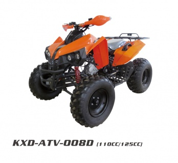 "Quad ATV 008D 10"" Kinder NEU!"