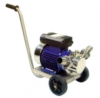 Pumpe für Teichreinigung Volumex30, 6.000 l/h, selbstsaugend