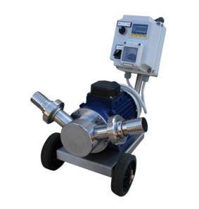 Melasse Pumpe Volumex40, Frequenzsteuerung