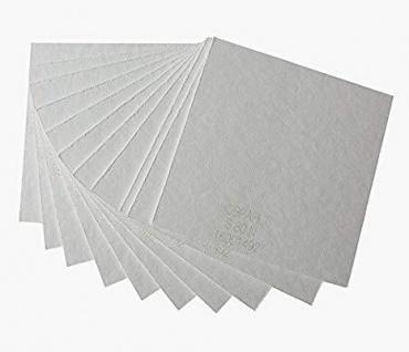 Filterschichten zur Sterilfiltration ST7N, 30x30cm, Hobra
