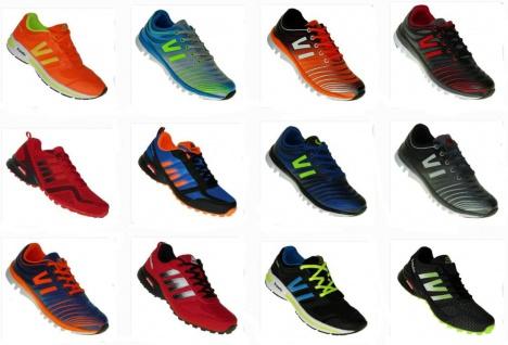Neon Herren Turnschuhe Schuhe Sneaker Sportschuhe Freizeitschuhe Laufschuhe 018