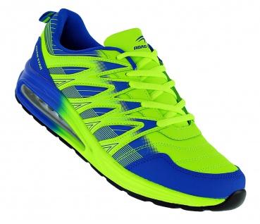 Art 479 Neon Turnschuhe Airsoft Schuhe Sneaker Sportschuhe Neu Herren - Vorschau 1