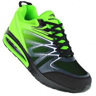 Art 733 Neon Turnschuhe Schuhe Sneaker Sportschuhe Luftpolstersohle Herren