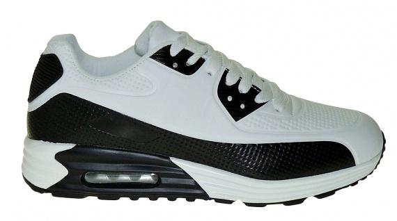 Art 633 Neon Turnschuhe Schuhe Sneaker Sportschuhe Luftpolstersohle Herren - Vorschau 2