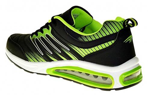 Art 241 LUFTPOLSTER Turnschuhe Schuhe Sneaker Sportschuhe Neu - Vorschau 3