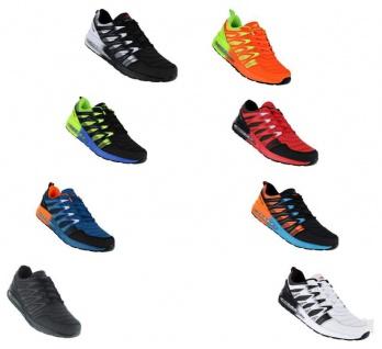 Übergröße Luftpolster Boots Turnschuhe Schuhe Sneaker Sportschuhe Laufschuhe 063