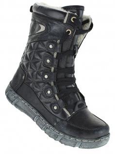Art 635 Winterstiefel Damenstiefel Boots Stiefel Winterschuhe Schuhe Neu Damen
