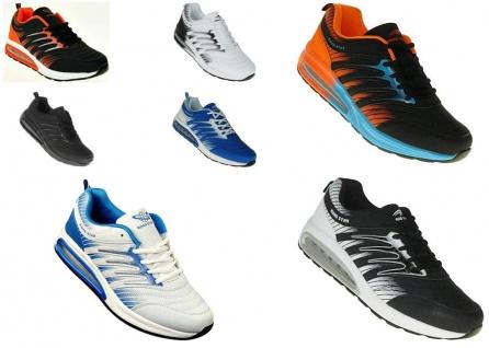 Übergröße Luftpolster Boots Turnschuhe Schuhe Sneaker Sportschuhe Laufschuhe 013